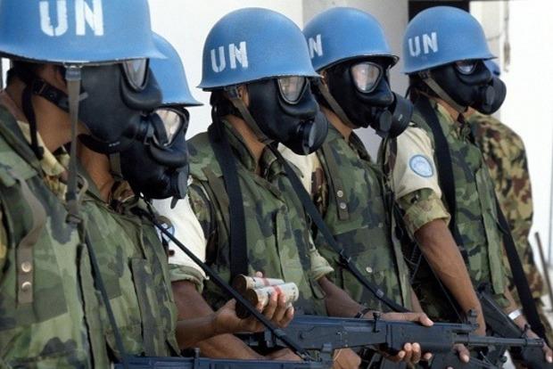 Генштаб начал готовиться к введению миротворцев ООН