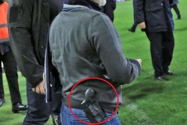 В Греции выдали ордер на арест российского бизнесмена, угрожавшего судье футбольного матча