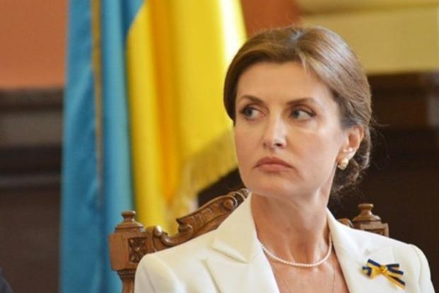 Первая леди будет вести зарядку на канале Ахметова