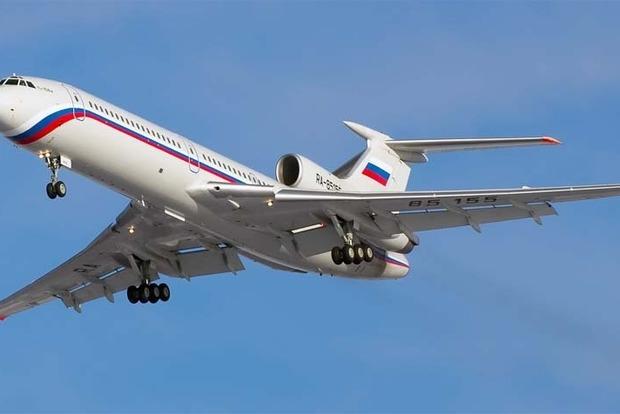 Специалисты назвали причину крушения российского Ту-154