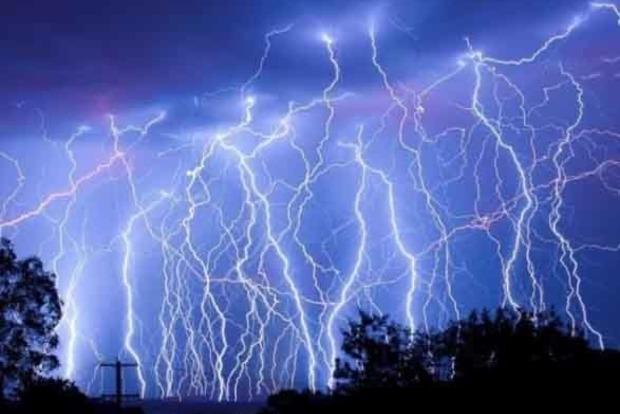 В Україні оголосили штормове попередження через грози