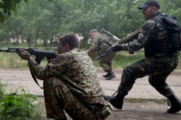 Аваков: На Донбассе находятся 35,5 тыс. вооруженных боевиков