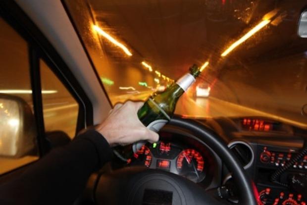 Киевские власти предложили ужесточить ответственность за пьяное вождение