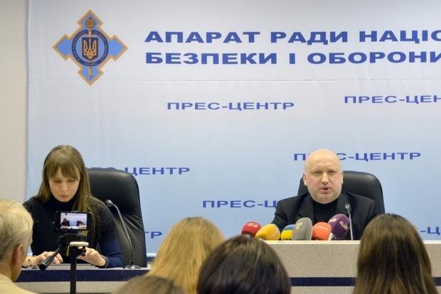 СНБО одобрил увеличение финансирования силовиков в 2016 году