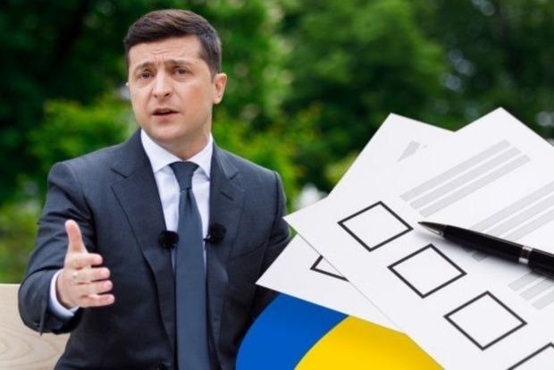 Волонтеры, проводившие опрос, рассекретили ответы Владимира Зеленского