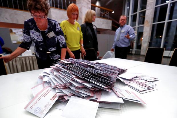 На парламентских выборах в Латвии победила пророссийская партия