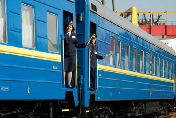 «Укрзалізниця» готова продовжити маршрут поїзда Київ-Покровський до Авдіївки.