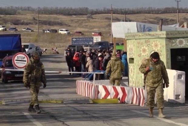 На КПВВ «Майорское» взорвалась граната: погиб пограничник