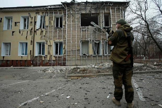Боевики соблюдают режим прекращения огня в зоне АТО