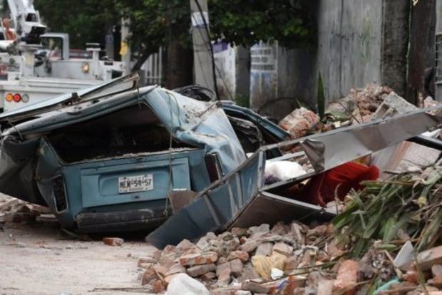 Два землетрясения произошли вМексике 23сентября
