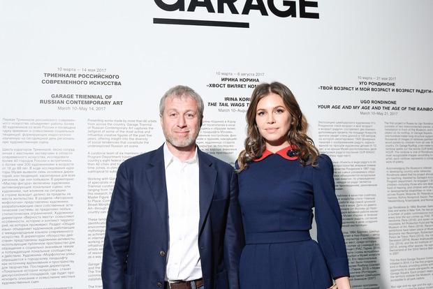Абрамович возможно вернулся к своей бывшей жене
