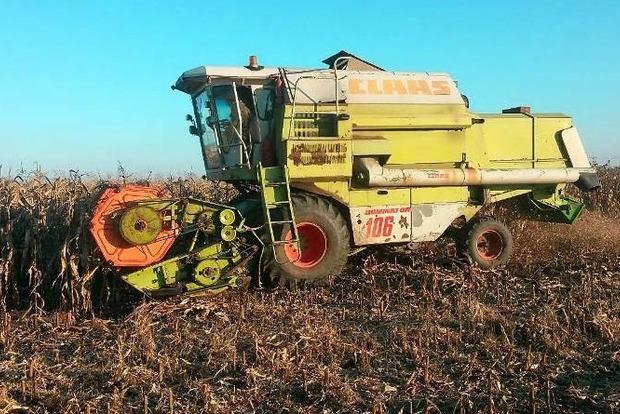 Перемололо живьем. В Одесской области мужчина погиб на кукурузном поле