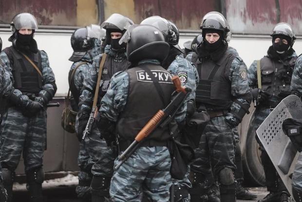 Бывшему командиру «Беркута» объявлено о подозрении