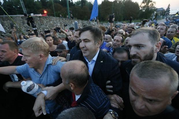 Слободян: Сторонникам Саакашвили грозит до 15 лет тюрьмы за избиение пограничников