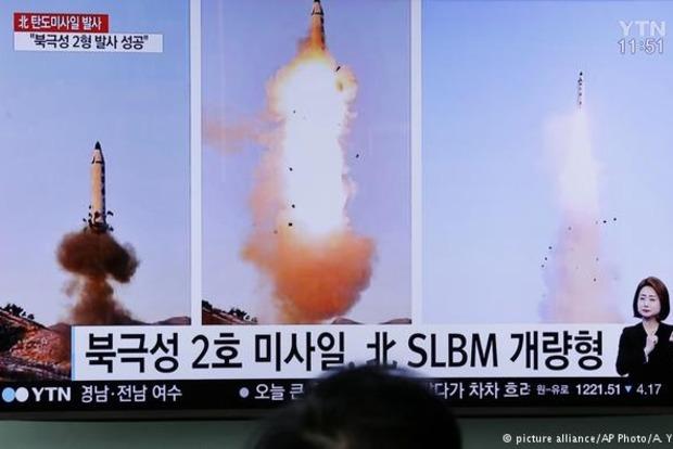 Завтра состоится экстренное заседание СБ ООН из-за запусков ракет КНДР
