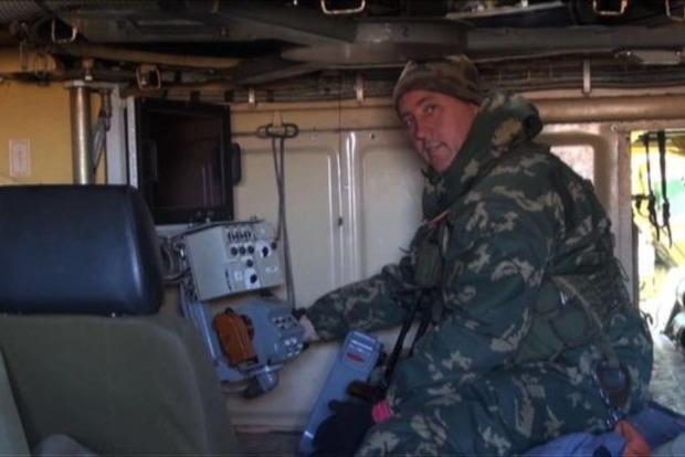На Донбассе убит еще один главарь батальона террористов