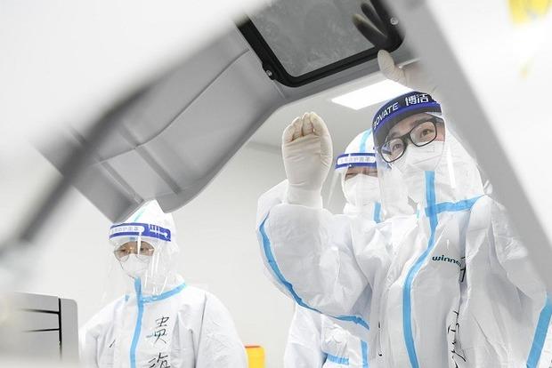 В первом городе Украины выздоровели все больные коронавирусом