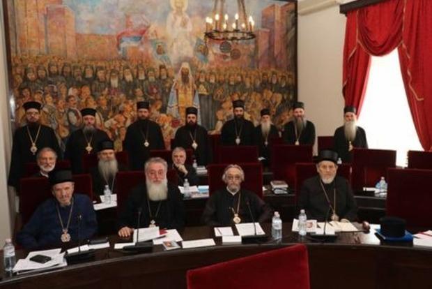 Сербская церковь решила, что Украина не имеет права на автокефалию