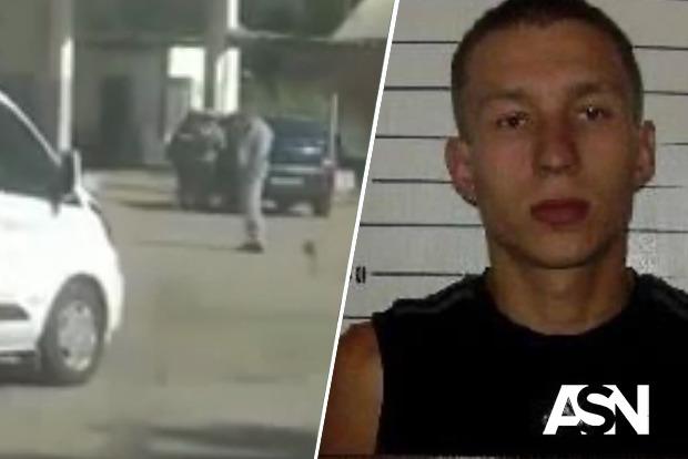 Захват заложника в Полтаве: злоумышленник отпустил заложника и скрывается в лесу