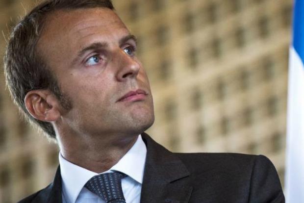 Эммануэль Макрон официально стал президентом Франции
