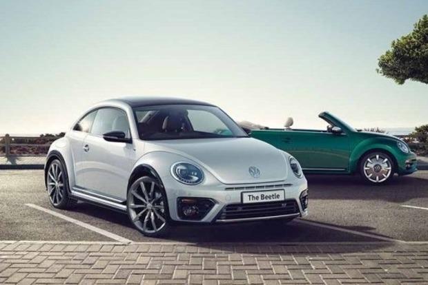 Volkswagen прекращает производство легендарных «Жуков»
