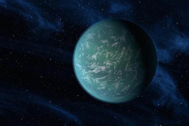 Найдена атмосфера вокруг планеты, похожей на Землю