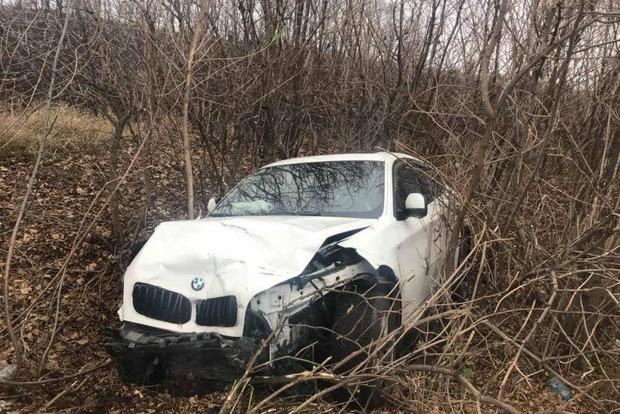 Семья судей на BMW разбилась в ДТП под Николаевом