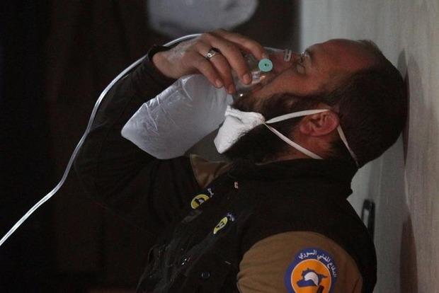 Экспертиза подтвердила применение химического оружия в Сирии