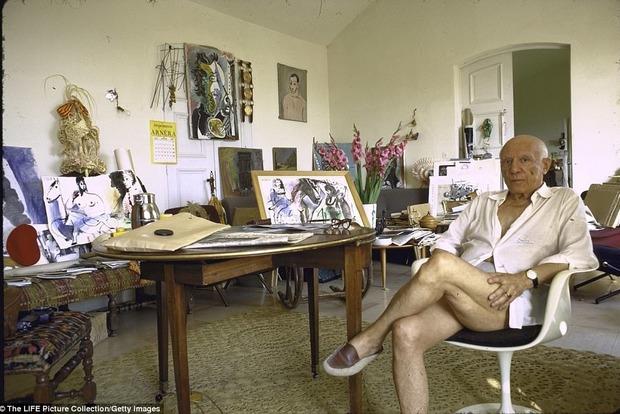 Роскошное поместье Пикассо выставили на продажу за 20 млн евро
