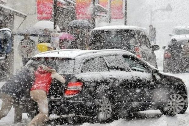 Морозы до минус 20 и снег: какой будет погода в Украине в ближайшие недели