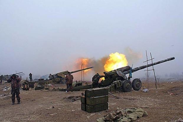 ООС на Донбассе: боевики нарушили «хлебное перемирие»