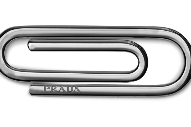 Скрепка для денег от Prada за $185. Как модные дизайнеры бытовые вещи продают за баснословные суммы