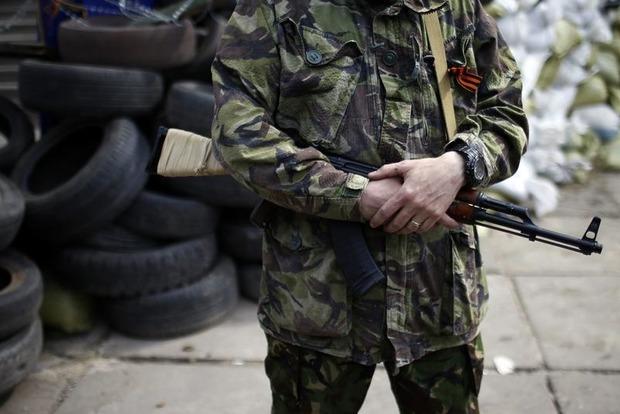 Сегодня боевики 26 раз обстреляли позиции сил АТО