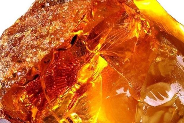 Возле Ровно обнаружили подпольный цех по обработке янтаря