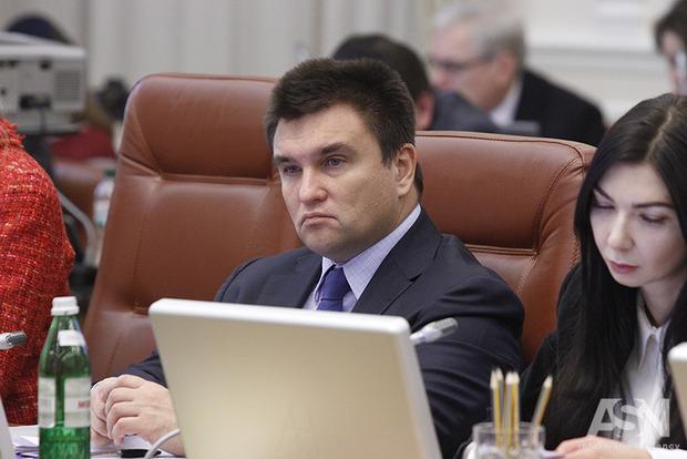 Клімкін анонсував зустріч зновим главою МЗС Польщі
