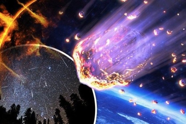 Метеоритный дождь с Ориона. Самая счастливая неделя в году наступает