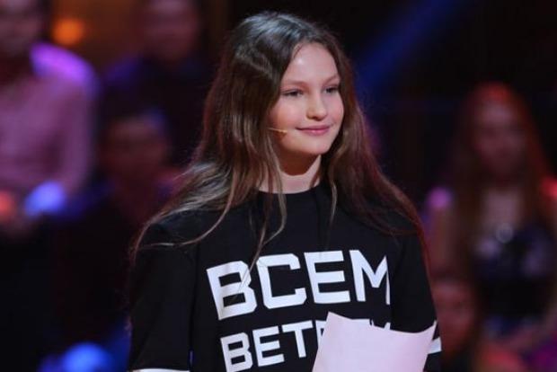Дочь Пятова в шоу «Рассмеши комика» выиграла 20 тысяч гривен