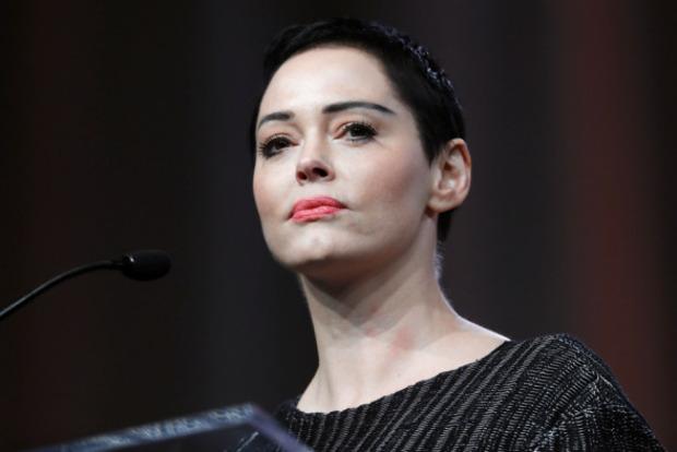 Актриса, яка звинуватила Вайнштейна в сексуальних домаганнях, здалась поліції
