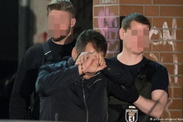 Полиция Берлина провела полицейский рейд: арестованы шесть подозреваемых