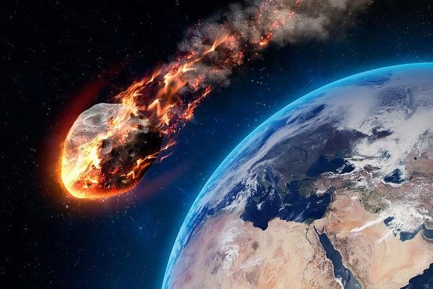 Большой астероид пролетел мимо Земли
