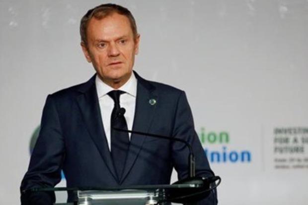 Впервый раз лидерыЕС без споров поддержали санкции против РФ,— Туск