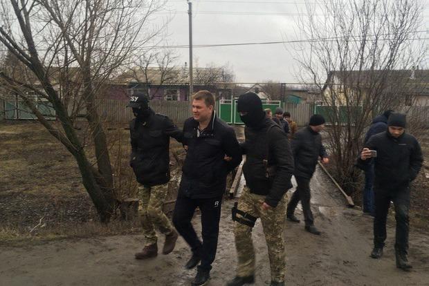 НаДонбассе задержали пророссийского экс-депутата отпартии «Видродження»
