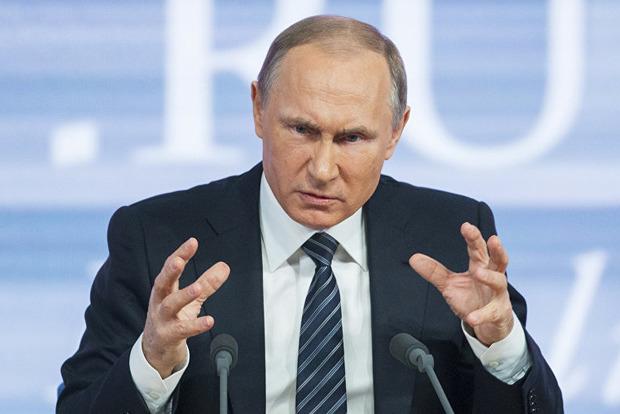 Страшные сказки: Путин предупредил россиян о сборе биологического материала