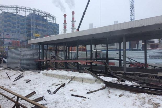 В Москве в переходе у метро прогремел взрыв: есть пострадавшие