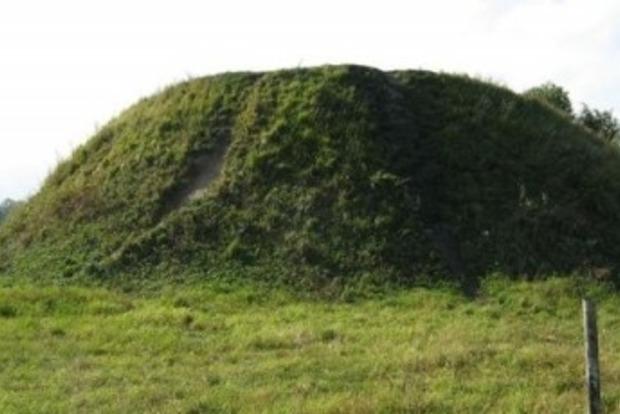 В Запорожской области государству вернули археологический памятник – курган и могильник