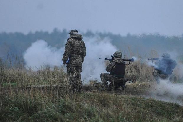 Террористы обстреляли Водяное из крупнокалиберных пулеметов – штаб АТО