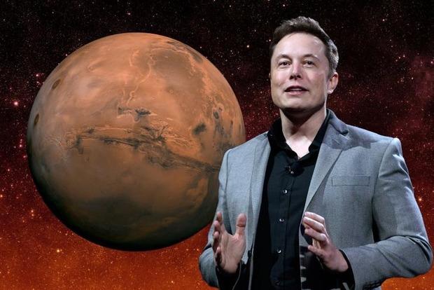 Маск рассказал, когда и как земляне заселят Марс