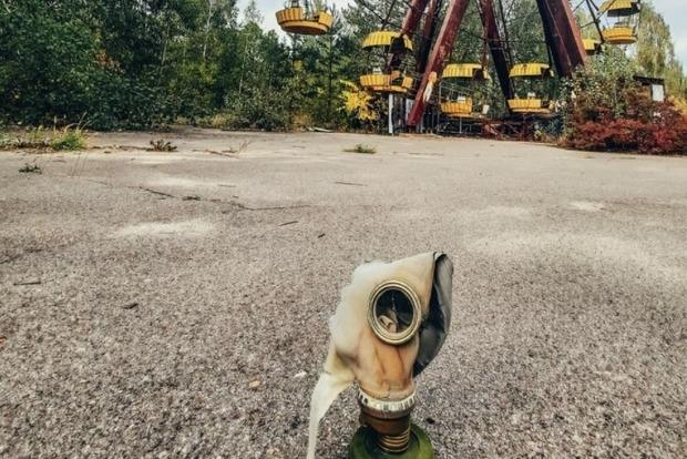 Исследователи обнаружили в Чернобыльской зоне очередное Краснокнижное создание. В этот раз - бабочку