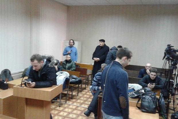Суд завершил допрос Шуляка, следующее заседание будет 6 декабря