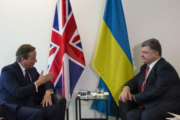 Порошенко: Вопрос Сирии не может быть смешан с вопросом Украины